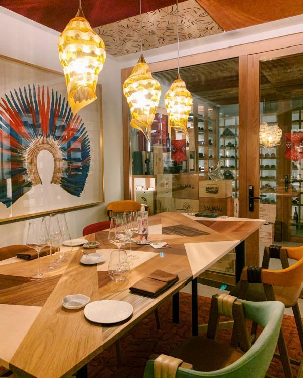 Palacio de Samaniego — restaurant © Yonder.fr/PG