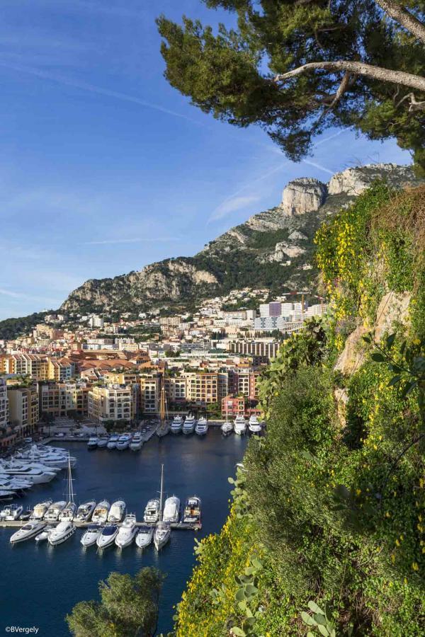 Monaco | Port de Fontvieille © B. Vergely