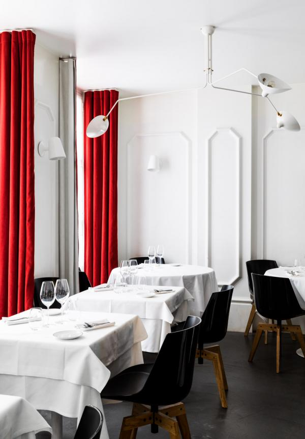 Restaurant Garance — Salle © DR