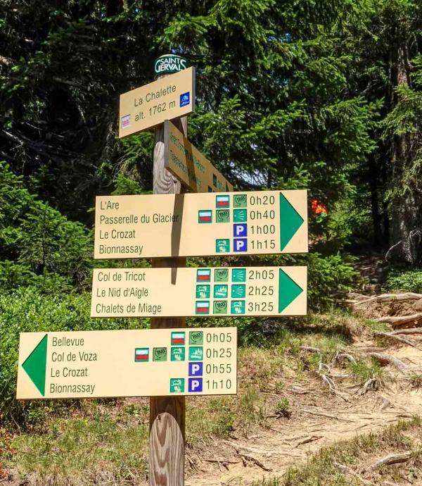 C'est parti, nous voilà en pleine montagne... qui sait quelle direction il faut prendre © Boris Molinier