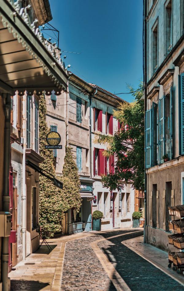 Saint-Rémy-de-Provence © Gerti Guizi