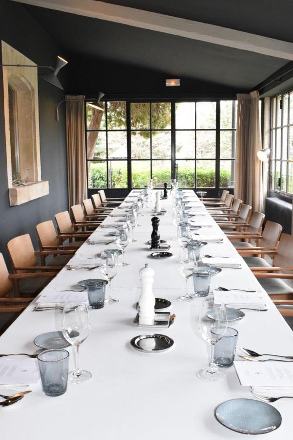 Salle de réunion à La Cabro d'Or | Baumanière Les Baux de Provence © DR