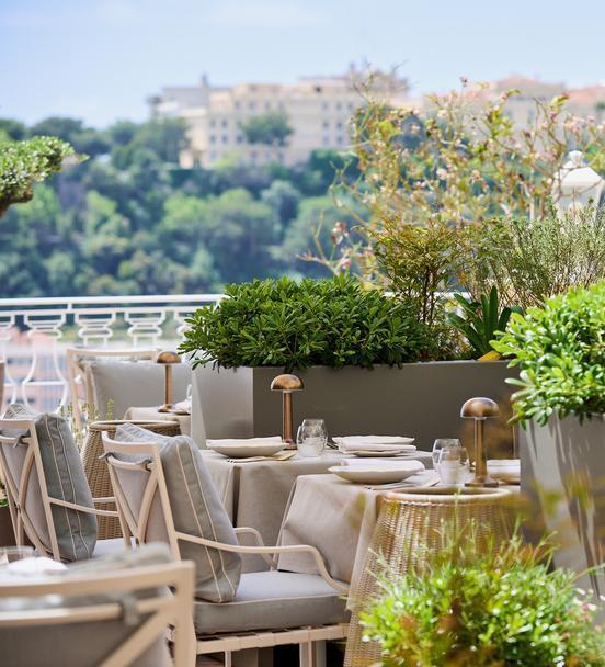 Hôtel Hermitage Monte-Carlo © Société des Bains de Mer