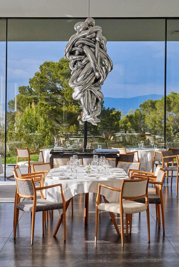 Villa La Coste | Le restaurant © Richard Haughton