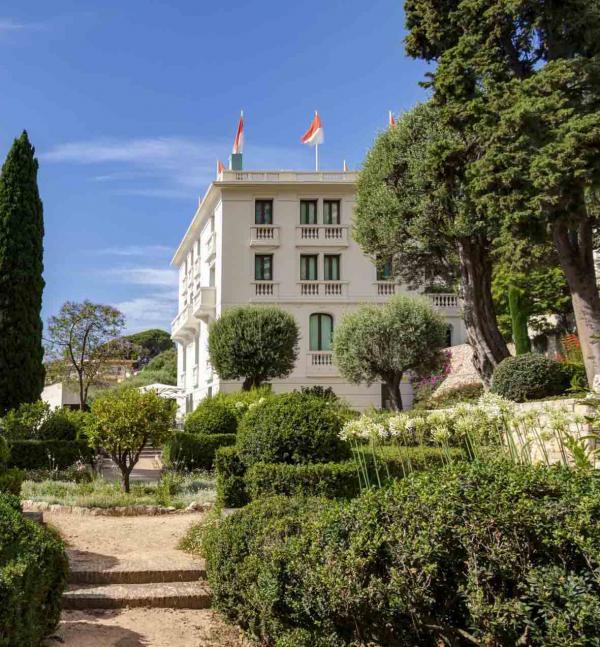 Le Musée National de Monaco – Villa Paloma sur les hauteurs de la ville © B. Vergely