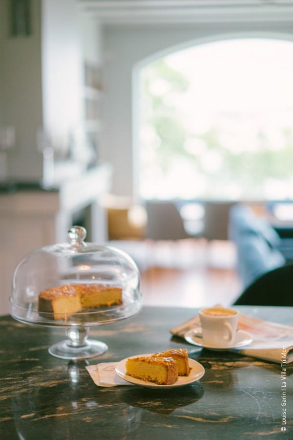 Villa Tri Men — Pause café © Villa Tri Men