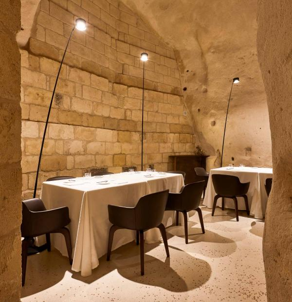 Restaurant Vitantonio Lombardo – Salle © Marco Varoli