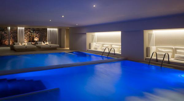 Le spa Revival signé Clarins | © Aguas de Ibiza
