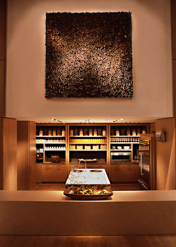 L'espace desserts et pâtisseries du restaurant | © Park Hyatt Washington