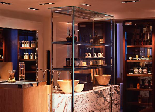 Le fameux Tea Cellar pour les amateurs de thés | © Park Hyatt Washington