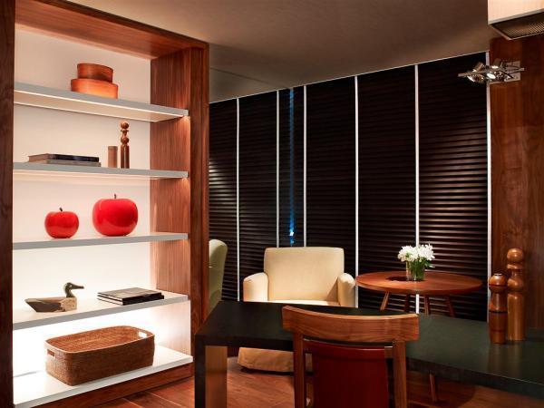Le bureau de la Suite Présidentielle | © Park Hyatt Washington