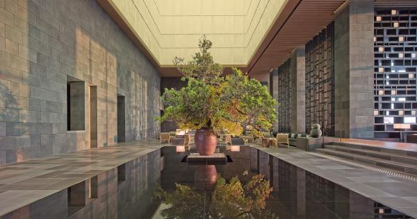 Dans le lounge | © Aman Resorts