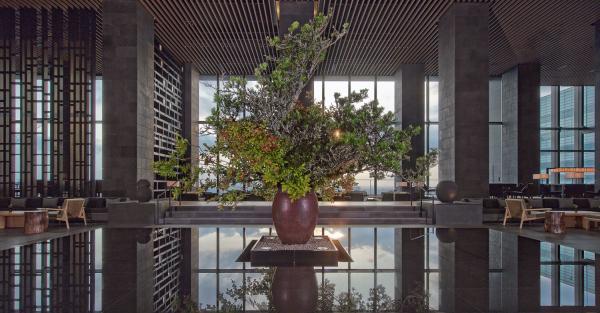 Autre vue du lounge | © Aman Resorts