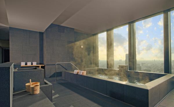 Bains japonais dans le spa | © Aman Resorts