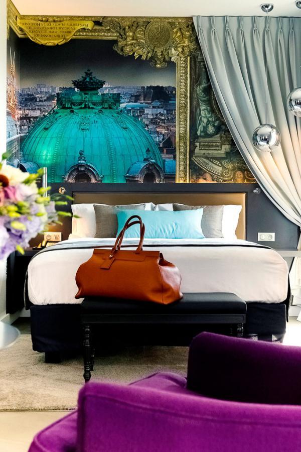 Intérieur d'une Junior Suite. © Indigo Hotels