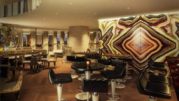 Le très chic bar Pearl | © Hyatt Hotels and Resorts