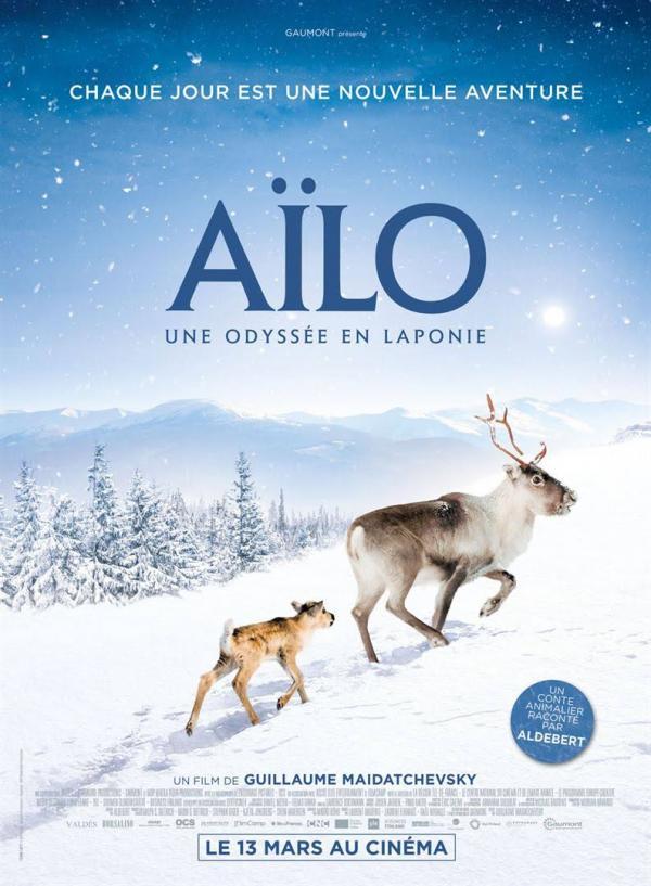Bande-annonce du film « Aïlo: Une odyssée en Laponie »