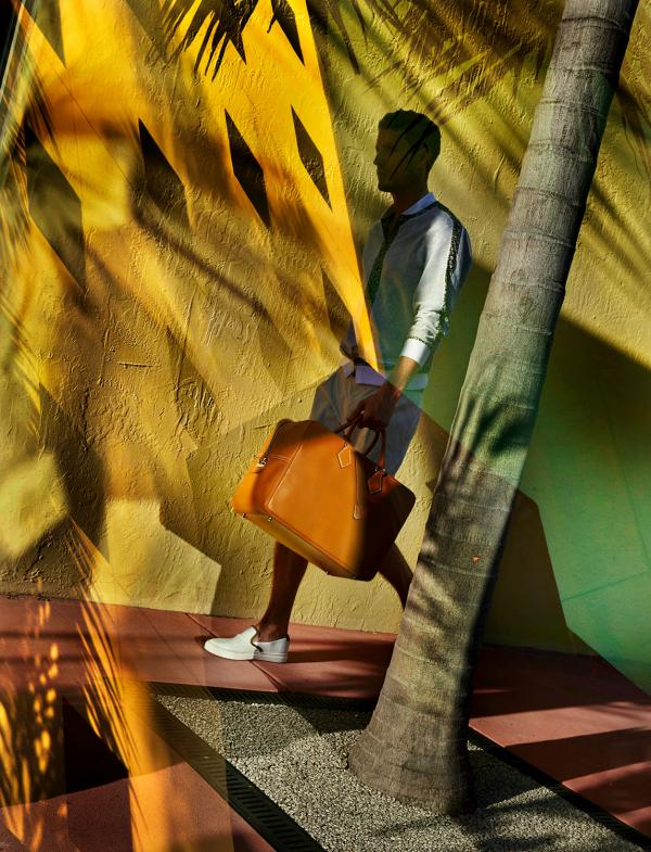 Miami, Floride. 2014. Campagne Hermès Printemps/Eté 2015. © Harry Gruyaert / Magnum Photos