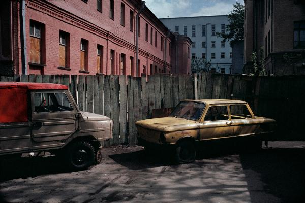 Moscou, Russie. 1989. © Harry Gruyaert / Magnum Photos