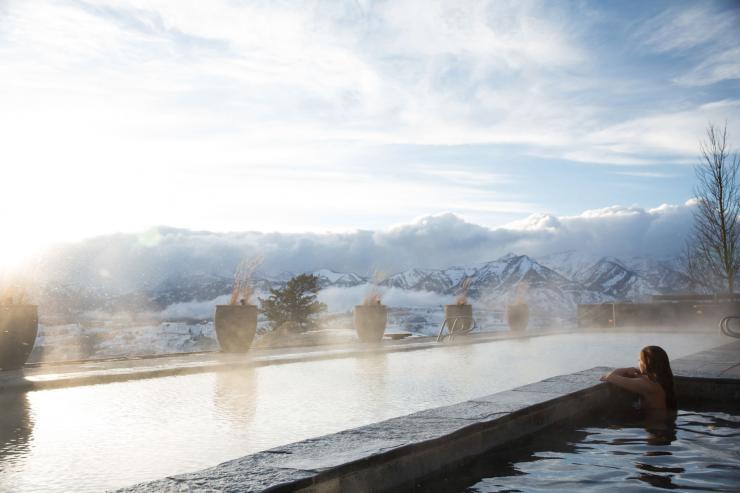 Amangani, Jackson Hole, Wyoming, USA