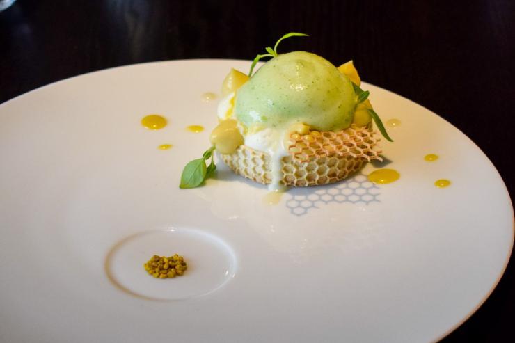 Restaurant Alan Geaam (Paris 16ème) © YONDER.fr