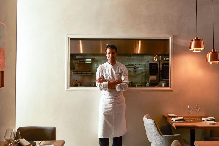 Origines (Paris 8ème): la cuisine élégante et intemporelle de Julien Boscus