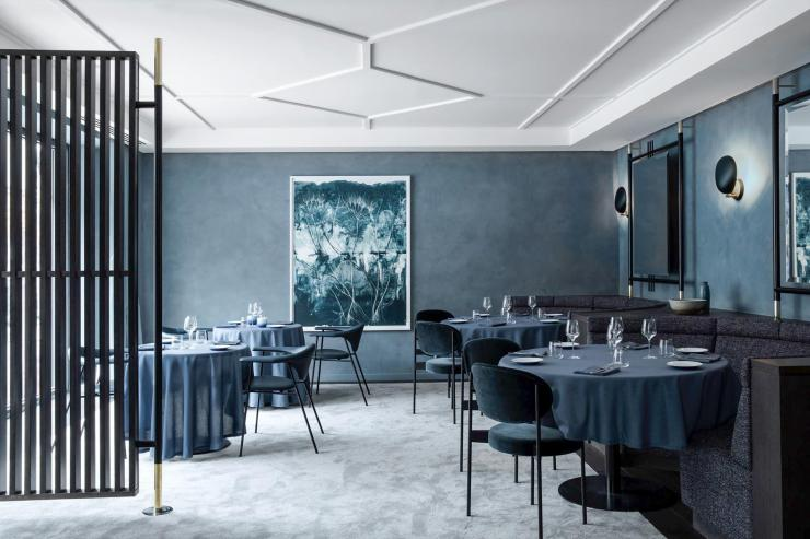 Restaurant Copenhague / Maison du Danemark