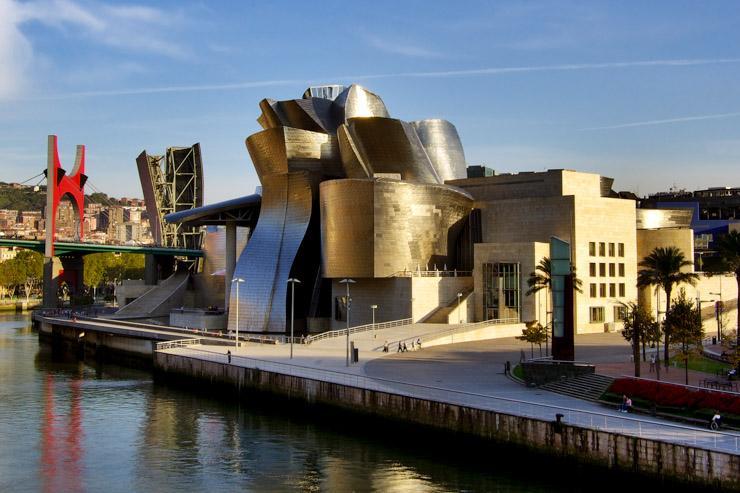 7 destinations originales pour le moi de mai - Bilbao