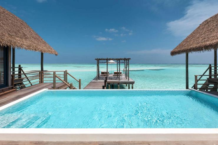 Como Cocoa Island Water Villa
