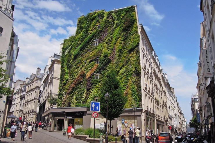 7 oasis vertes à Paris - Oasis d'Aboukir
