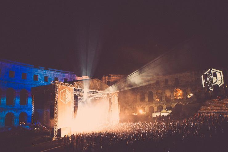Dimensions Festival en Croatie - Edition 2014