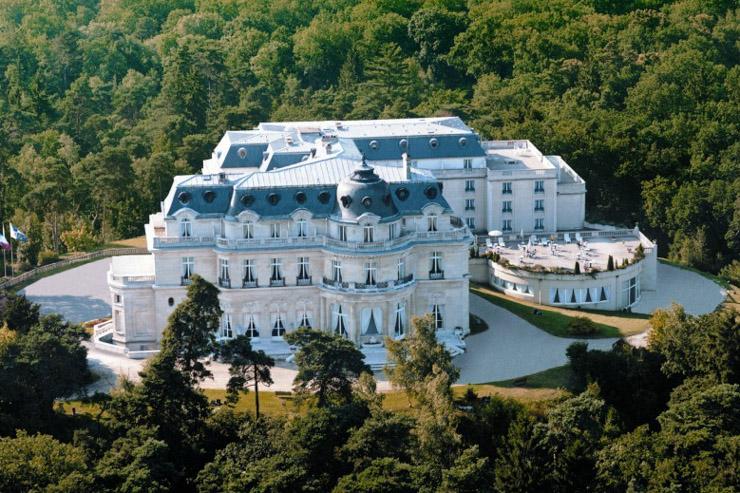 10 hotels de charme proches de Paris - Tiara Chateau Hotel Mont Royal