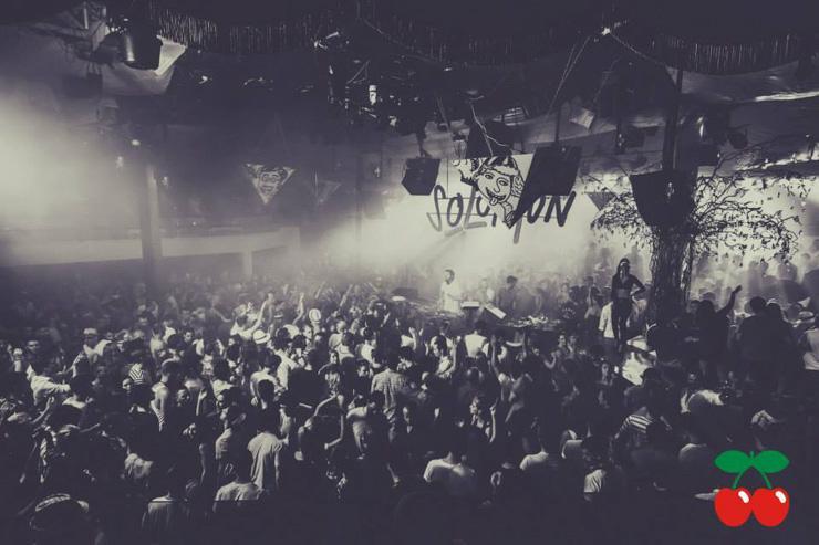 Solomun+1 au Pacha Ibiza (2014).