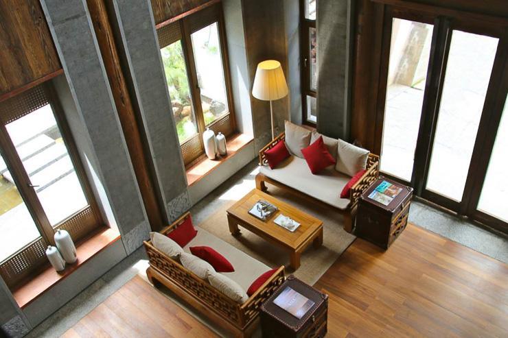Lux Lijiang - Salon