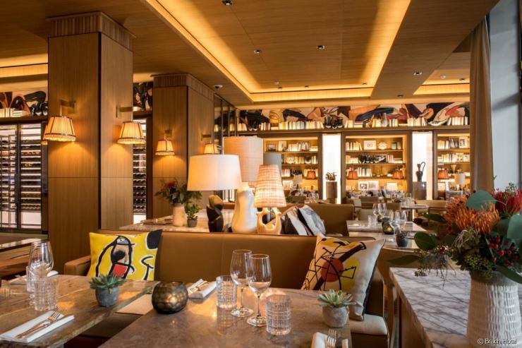 Brach Paris - Le Restaurant