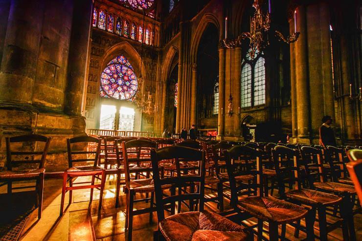 Cathédrale de Reims © Numendil