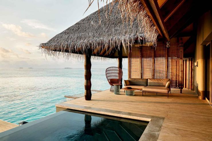 Joali Maldives Sunset Luxury Villa