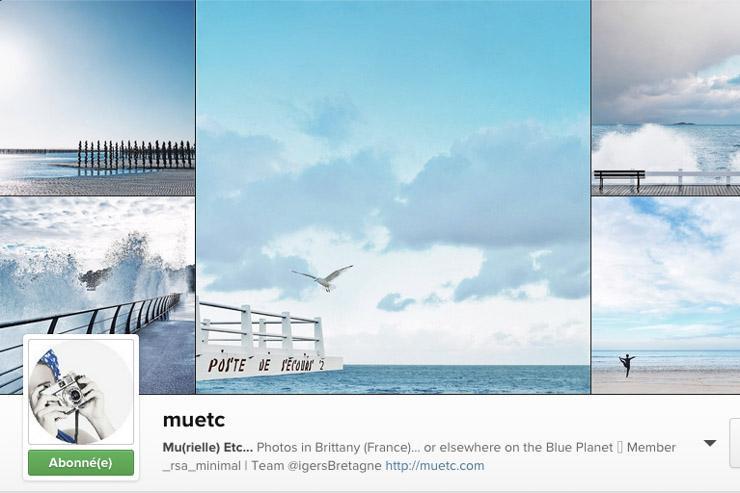 15 comptes Instagram à suivre - Muetc