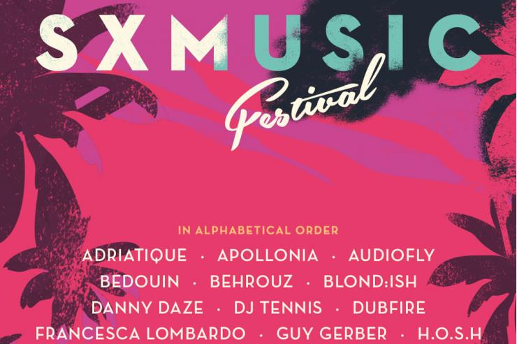SX Music 2016 - Poster