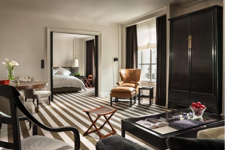 Premier Suite au Rosewood London © Rosewood
