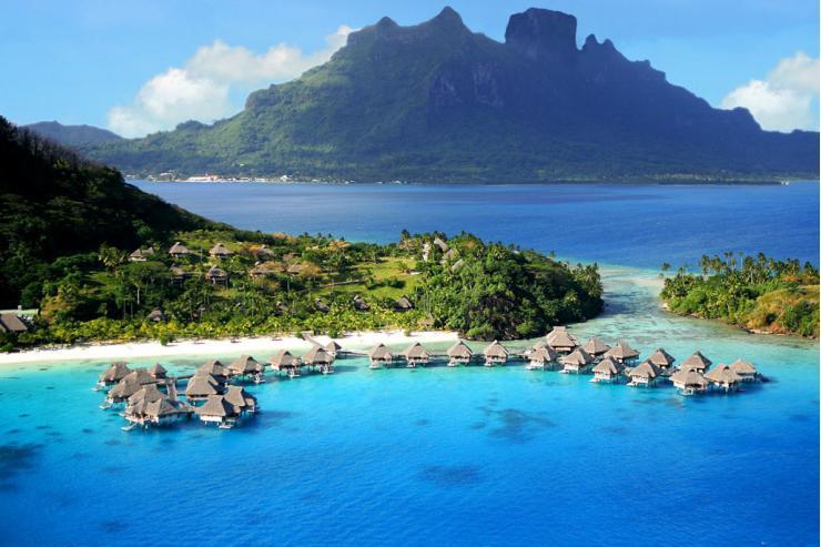 Le Hilton Bora Bora Nui © Hilton Hotels & Resorts