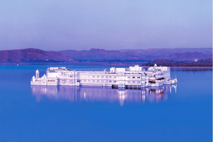 Taj Lake Palace © Taj Hotels