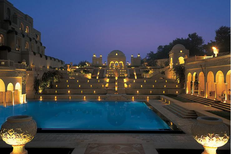 The Oberoi Amarvilas © Oberoi Hotels