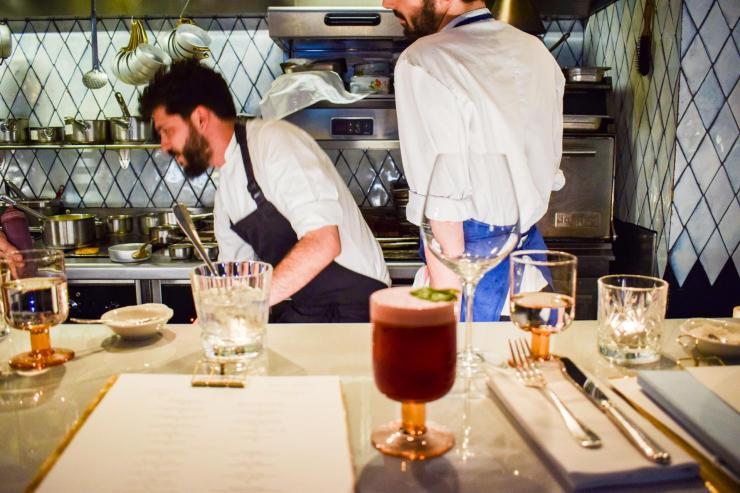 Restaurant Balagan - Au bar © YONDER.fr