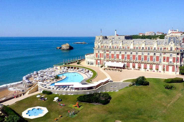 Hôtel du Palais, Biarritz
