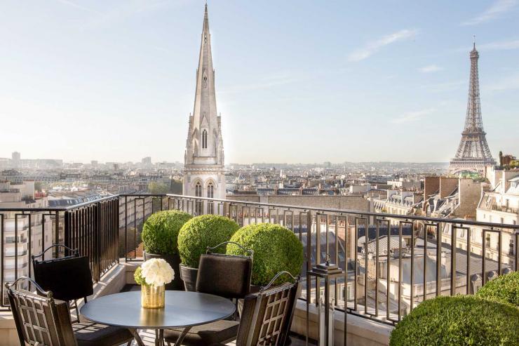 Four Seasons Hotel George V, Paris 8ème