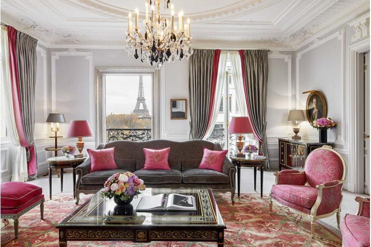 Hôtel Plaza Athénée, Paris 8ème