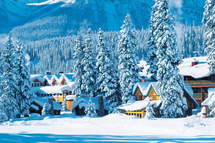 Post Hotel & Spa Lake Louise, Alberta, Canada