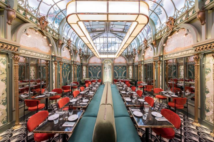 Beefbar Paris © DR
