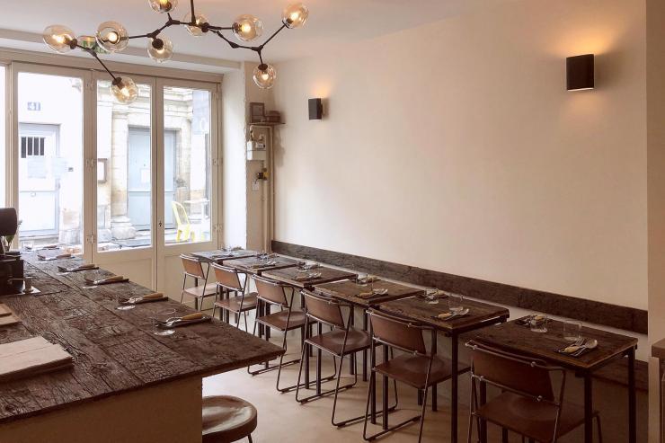 Chinaski (Paris 5) : coffee-shop le jour, bistrot canon le soir